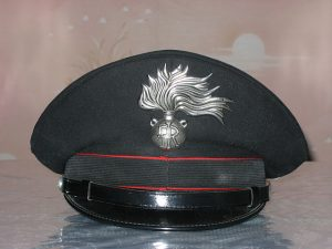 berretto di carabiniere