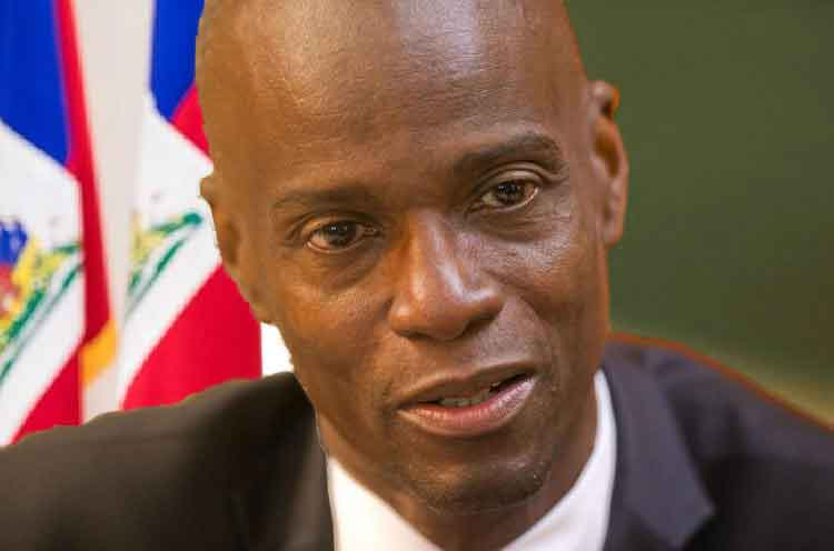 assassinato Moise presidente di Haiti